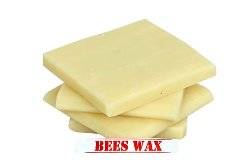 Pure White Beeswax